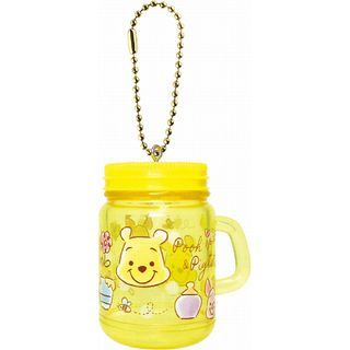 Winnie The Pooh Drinking Jar Key Holder One Size