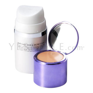 Purple Dew Multi Shine Base and Secret Balm 1 pc