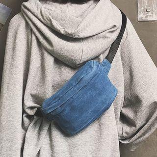 Image of Denim Belt Bag