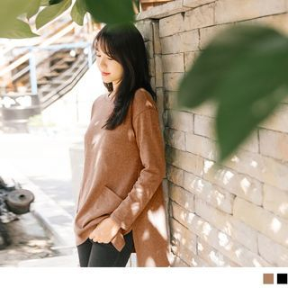 Double Pocket Loose-fit Top 1063820922