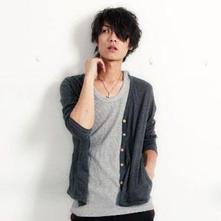 Picture of SERUSH Cardigan 1023020577 (SERUSH, Mens Jackets, Taiwan)