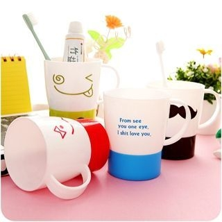 Cartoon Toothbrush Cup 1049741113