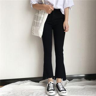 Boot-Cut Pants 1063093249