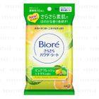 Kao - Biore Smoothly Sheet (Pure Fresh Citrus) 10 pcs 1596