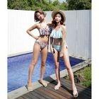 Ruffled Bikini 1596