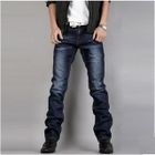 Washed Straight Leg Jeans от YesStyle.com INT