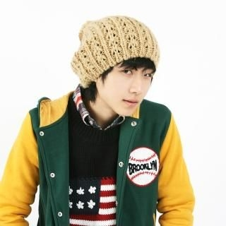 Picture of BoynMen Knit Beanie 1021685933 (BoynMen, Mens Hats & Scarves, Korea)