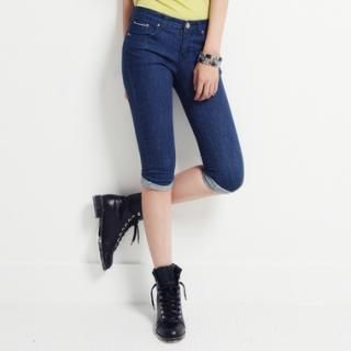 Buy COZY Cropped Skinny Jeans 1023062086