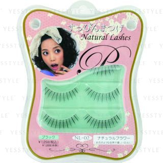 Image of ANNEX JAPAN - Natural Lashes (#NL-02) 3 pairs