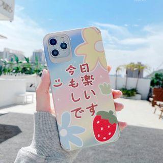 Japanese | Cartoon | iPhone | Phone | Print | Case | Plus