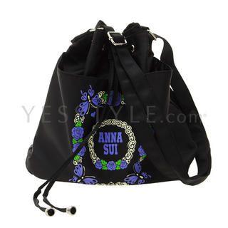 Anna Sui - Drawstring Hand Bag 1 item