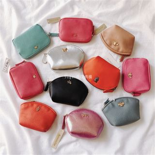 Image of Faux Leather Coin Purse (Various Designs)