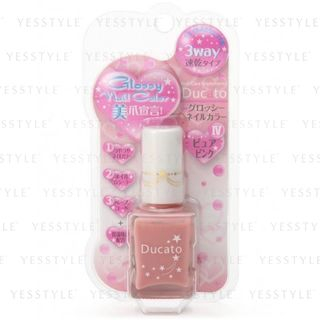 Ducato - Glossy Nail Color N (#04