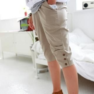 Picture of Momnuri Cropped Maternity Pants 1022999528 (Momnuri Apparel, Womens Pants, South Korea Apparel)
