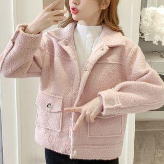 Fleece | Button | Jacket