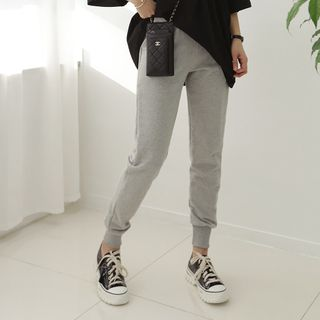 Image of Baggy-Fit Jogger Pants