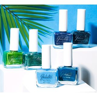 Missha - Gelatic Nail Polish Summer Collection