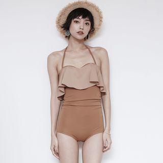 Ruffle Trim Swimsuit 1064475551