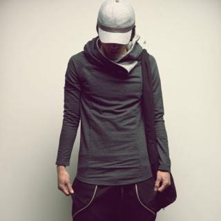 Buy Portfranc Hooded Pullover 1022349331