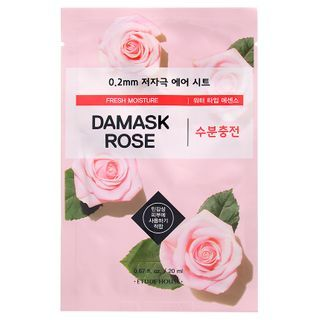 Image of Etude House - 0.2 Therapy Air Mask 1pc (23 Flavors) Damask Rose