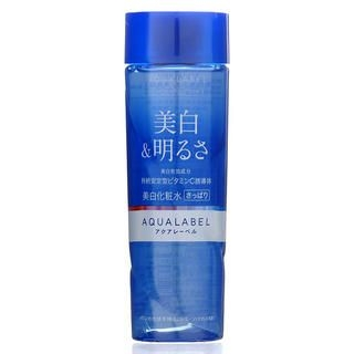 Aqualabel White Up Lotion R (Moist) (Blue) 200ml