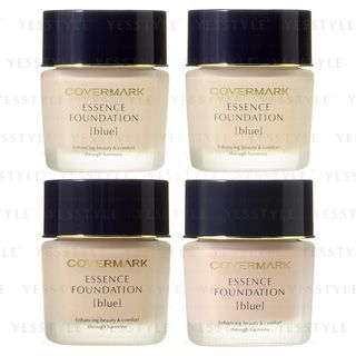 Image of Covermark - Jusme Color Essence Foundation SPF 18 PA++ - 15 Types