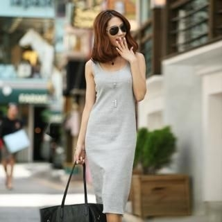 Buy Jean Stone Tank Dress 1022730033