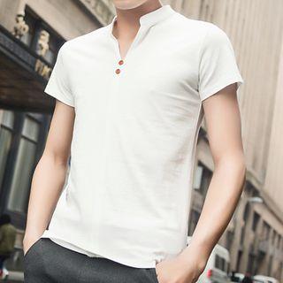 Short-Sleeve V-Neck T-Shirt 1060644667