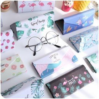 Print Foldable Glasses Case 1066329449