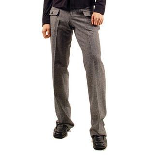 Buy Purplow Envelope Pocket Wool Pants 1004611684