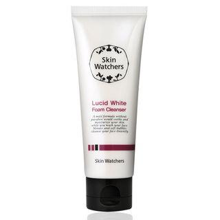 Skin Watchers - Lucid White Foam Cleanser 100ml 100ml 1061283333
