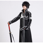 Sword Art Online Kirito Cosplay Costume 1596