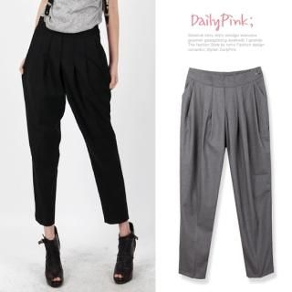 Buy Daily Pink Cropped Pants 1022293061