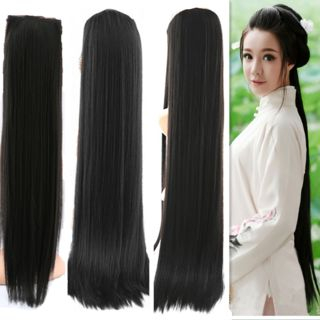 Straight Hair Extension 1066122612