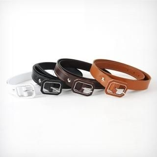 Picture of BoynMen Slim Belt 1021247232 (BoynMen, Mens Belts, Korea)