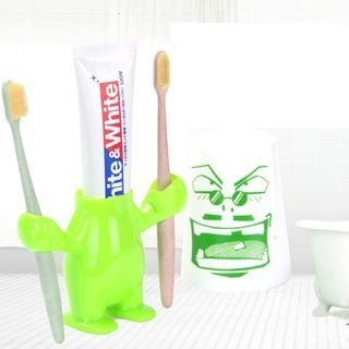 Toothbrush Holder with Cup 1059744659