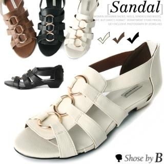 Buy Shoes by B Strappy Sandals 1023034966