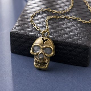 Skull Glowing Necklace 1063907639