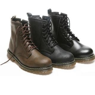 Picture of Portfranc Lace-Up Boots 1022348371 (Boots, Portfranc Shoes, Korea Shoes, Mens Shoes, Mens Boots)