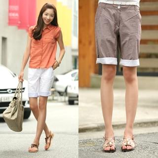 Buy Jean Stone Washed Shorts 1023042888