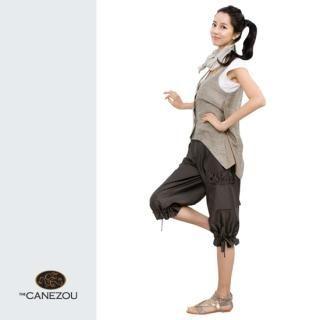 Picture of canezou Cropped Cargo Pants 1023037804 (Womens Cropped Pants, Womens Cargo Pants, canezou Pants, South Korea Pants)