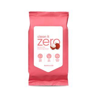 Clean It Zero Lychee Vita Cleansing Tissue 30sheets