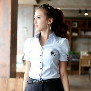 Buy Vanilla French Puff Sleeve Shirt 1022531034