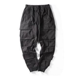Cargo Pocket Harem Pants