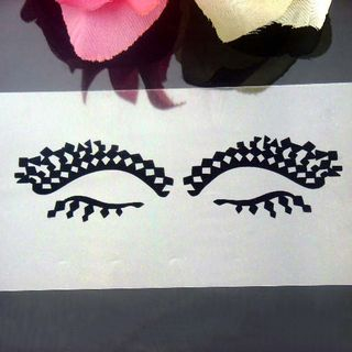 Image of Cut Out Eye Shadow