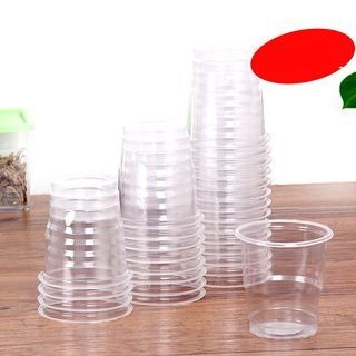 Pack of 28: Disposable Plastic Cup 1055016426