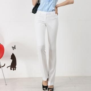 Picture of Bloom Girl Trousers 1022949978 (Womens Trouser Pants, Bloom Girl Pants, South Korea Pants)