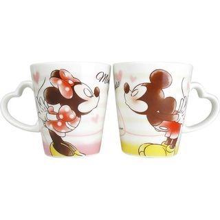 Mickey & Minnie Lovely Pair Mug Cup 1062403169