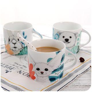 Animal Ceramic Cup 1053102453