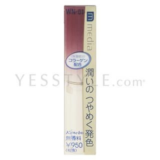 Media Shiny Essence Lip (WN-01) 2.5g